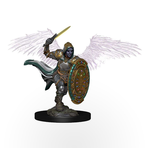 Dungeons & Dragons: Icons of the Realms - Premium Miniatures - Aasimar Male Paladin