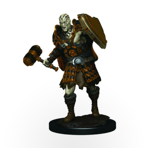 Dungeons & Dragons: Icons of the Realms – Premium Miniatures – Goliath Male Fighter