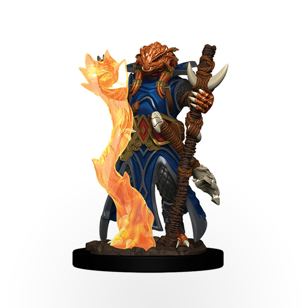 Dungeons & Dragons: Icons of the Realms - Premium Miniatures - Dragonborn Female Sorcerer