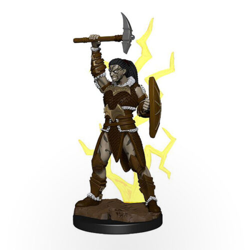 Dungeons & Dragons: Icons of the Realms - Premium Miniatures - Goliath Female Barbarian