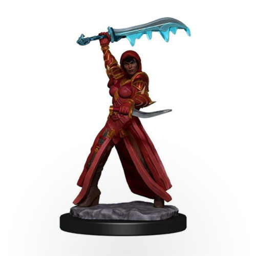 Dungeons & Dragons: Icons of the Realms - Premium Miniatures - Human Female Rogue