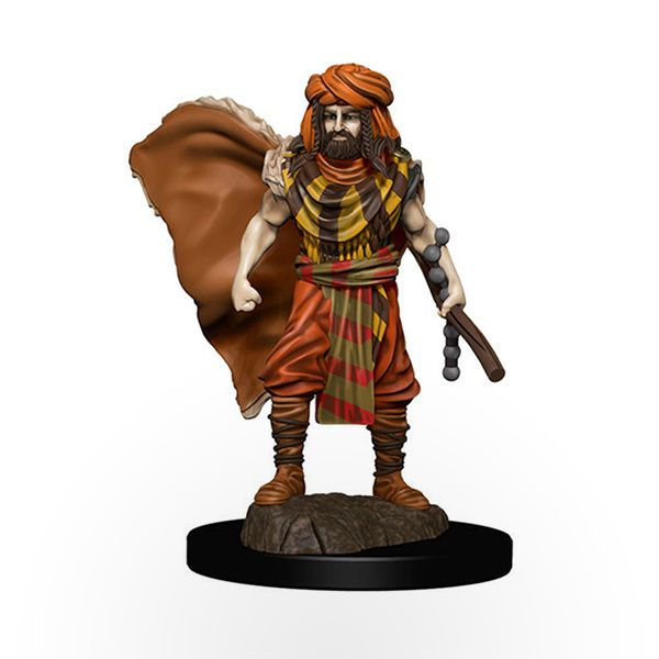 Dungeons & Dragons: Icons of the Realms - Premium Miniatures - Human Male Druid