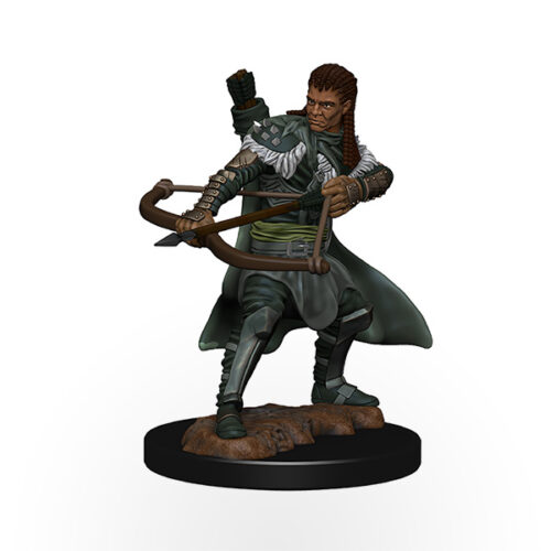 Dungeons & Dragons: Icons of the Realms - Premium Miniatures - Human Male Ranger