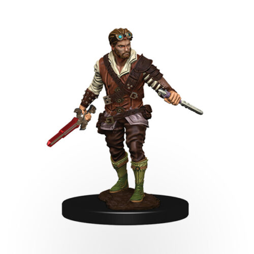 Dungeons & Dragons: Icons of the Realms - Premium Miniatures - Human Male Rogue