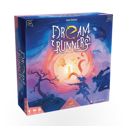 Stalo žaidimas Dream Runners