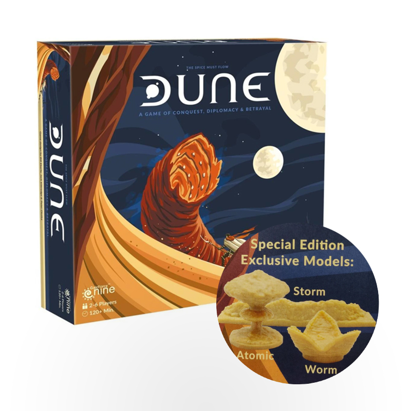 Board game Dune (Special edition)
