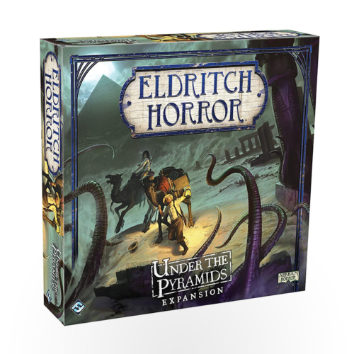 Stalo žaidimas Eldritch Horror: Under The Pyramids