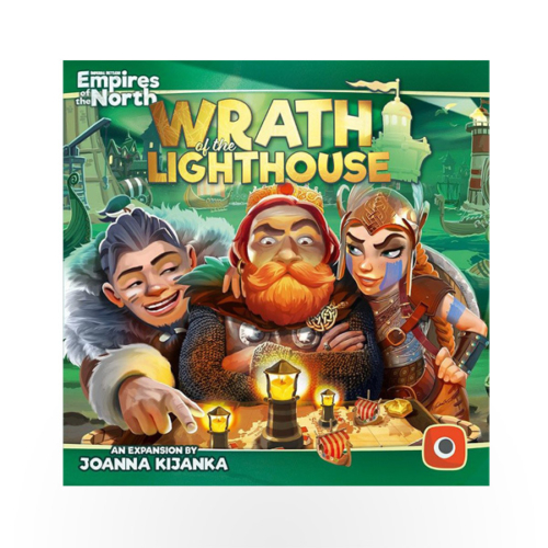 Stalo žaidimas Empires of the North: The Wrath of the Lighthouse