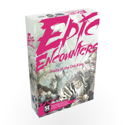 Epic Encounters: Hall of the Orc KingEpic Encounters: Hall of the Orc King