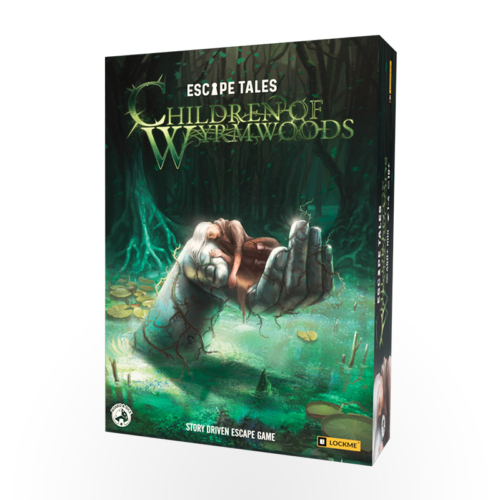 Stalo žaidimas Escape Tales: Children of Wyrmwoods