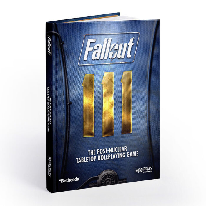 Fallout: The Roleplaying Game Core Rulebook