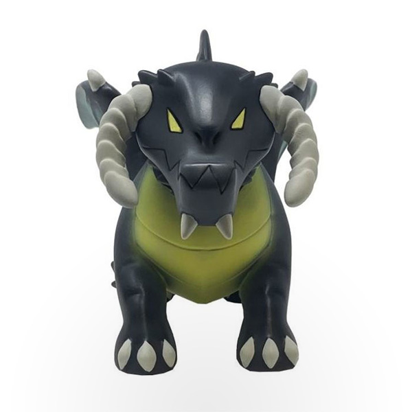 Figurines of Adorable Power: Dungeons & Dragons - Black Dragon