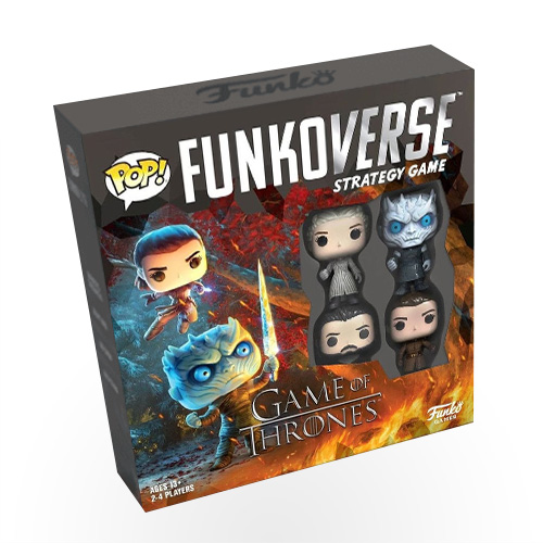Funkoverse Strategy Game: Game of Thrones Base Set