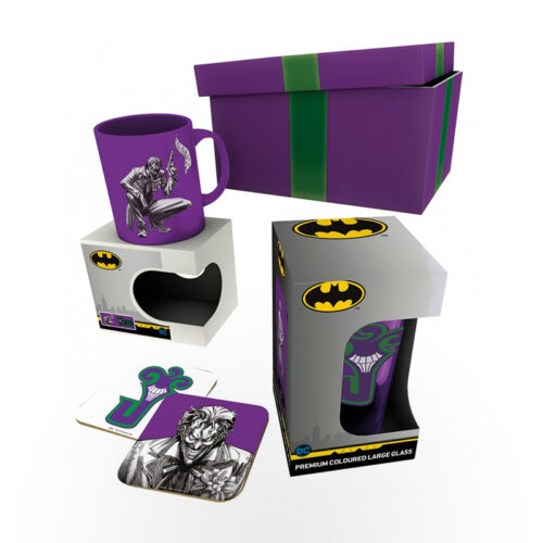 GBeye Gift Box - DC Comics The Joker