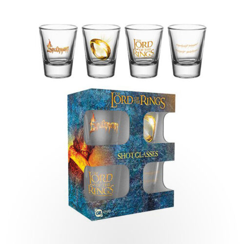 GBeye Shot Glasses - Lord of the Rings - Ring