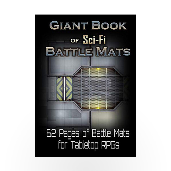 Giant Book of Sci-Fi Mats