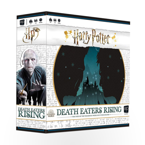 Stalo žaidimas Harry Potter: Death Eaters Rising