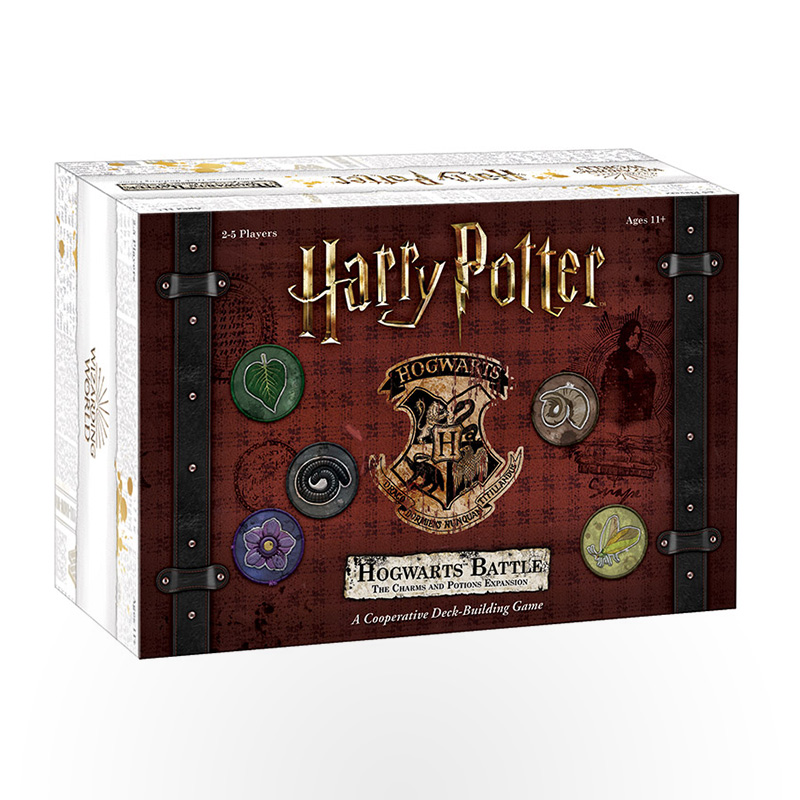 Stalo žaidimas Harry Potter: Hogwarts Battle – The Charms and Potions Expansion