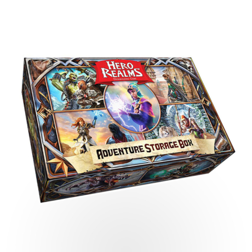Stalo žaidimas Hero Realms Adventure Storage Box