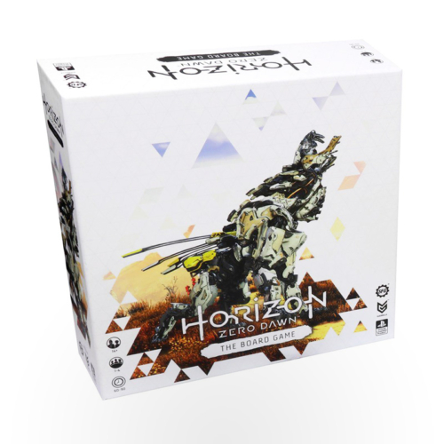 Stalo žaidimas Horizon Zero Dawn: The Board Game