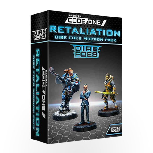 INFINITY CODE ONE - Retaliation Dire Foes Mission Pack