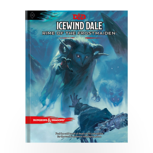 Dungeons & Dragons: Icewind Dale - Rime of the Frostmaiden