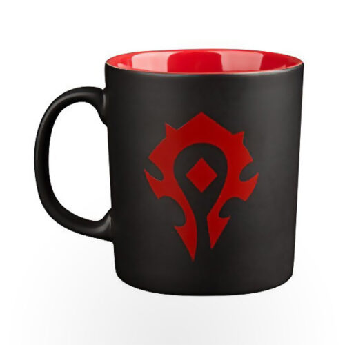 JINX Ceramic Mugs - World of Warcraft: For The Horde