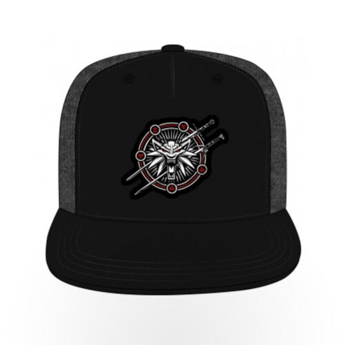 Kepurė JINX Hats - The Witcher 3: Master Hunter Snap Back Hat