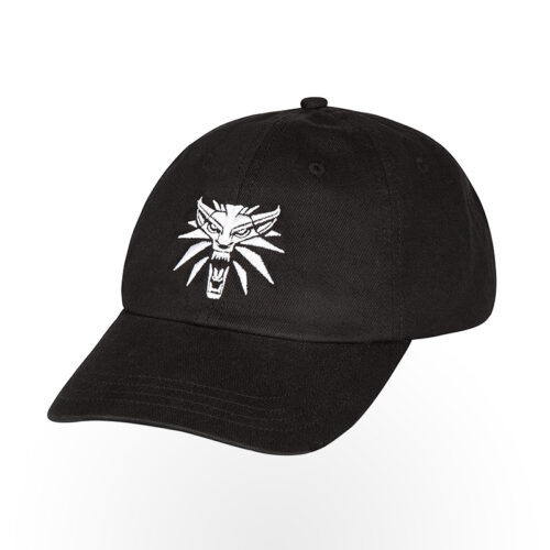 Kepurė JINX Hats - The Witcher 3: Mean Swing Baseball Cap