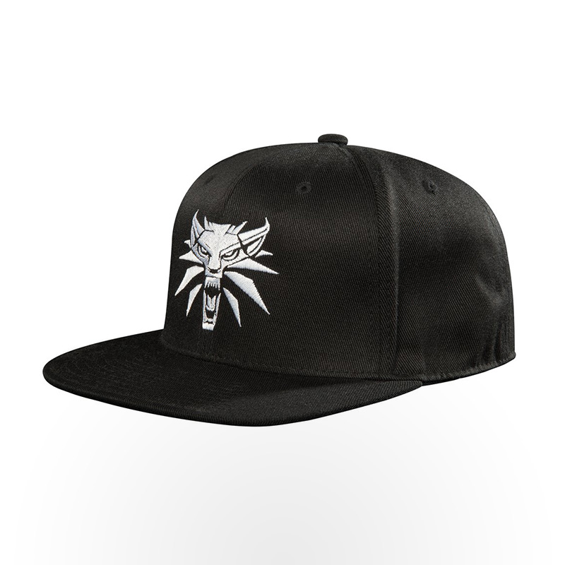 JINX Hats - The Witcher 3: Medallion Snap Back Hat