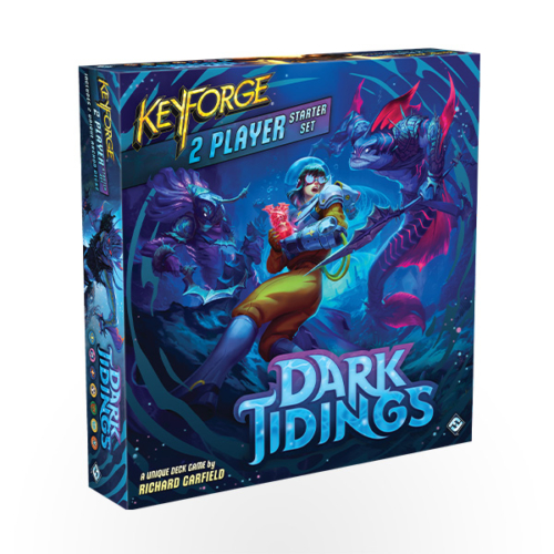 KeyForge: Dark Tidings 2 Player Starter Set