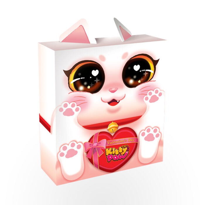 Stalo žaidimas Kitty Paw: Valentine's Day Edition