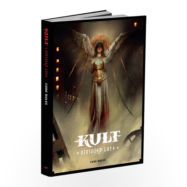 KULT: Divinity Lost - Core Rules