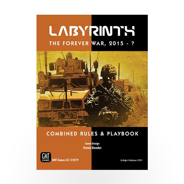 Stalo žaidimas Labyrinth: The Forever War, 2015-?