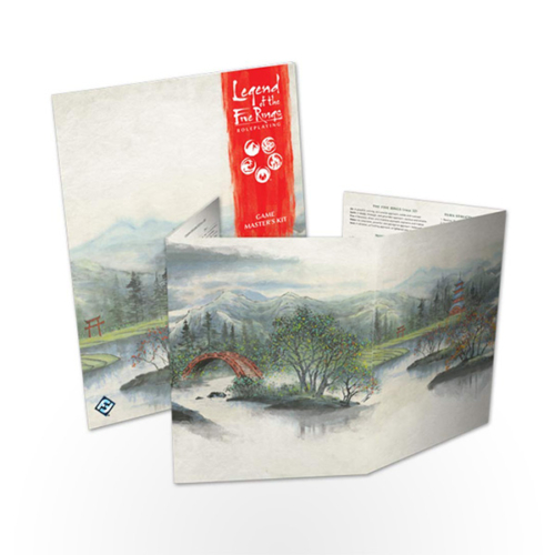 Legend of the Five Rings Game Master's Kit