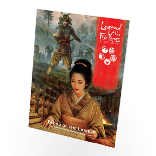 Legend of the Five Rings Roleplaying Game - Blood of the Lioness