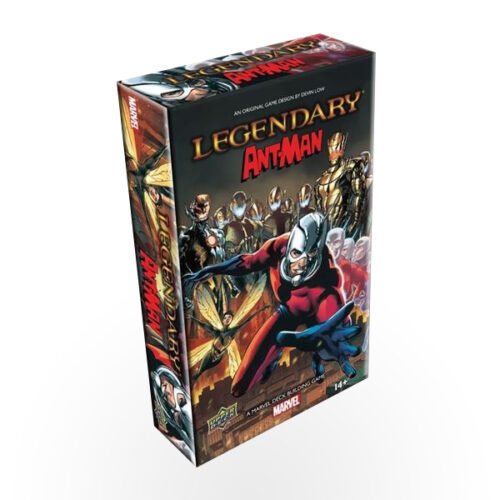 Stalo žaidimas Legendary: Ant-Man Expansion