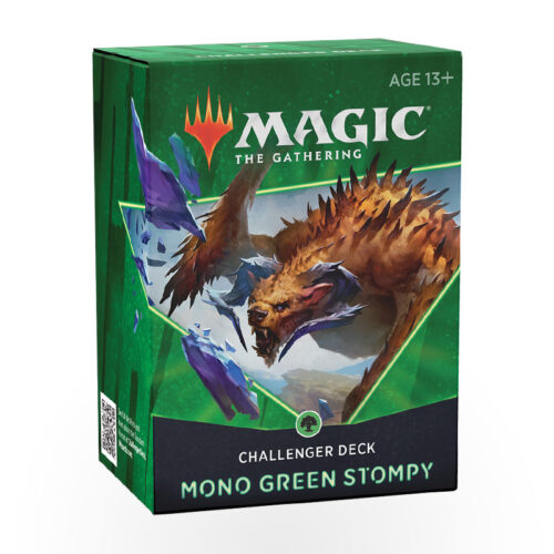 Magic: The Gathering - Challenger Decks 2021 - Mono Green Stompy