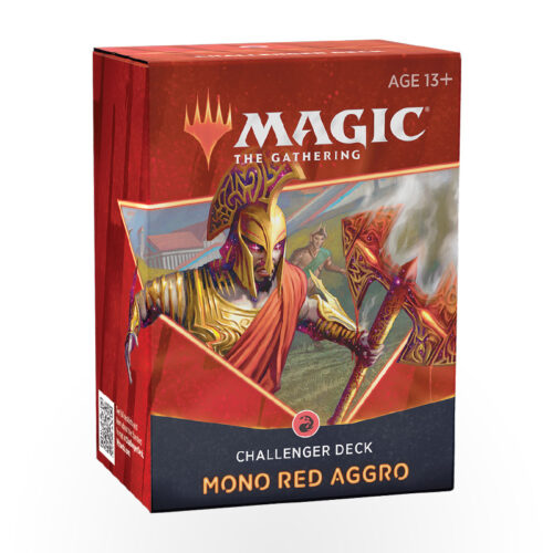 Magic: The Gathering - Challenger Decks 2021 - Mono Red Aggro