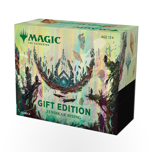 Magic: The Gathering – Zendikar Rising Gift Bundle