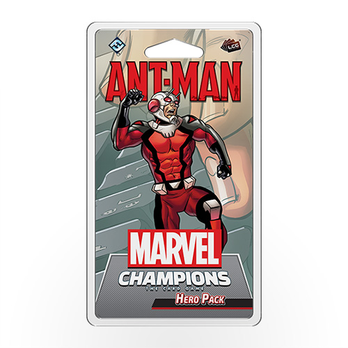 Stalo žaidimas Marvel Champions: The Card Game – Hero Pack: Ant-Man