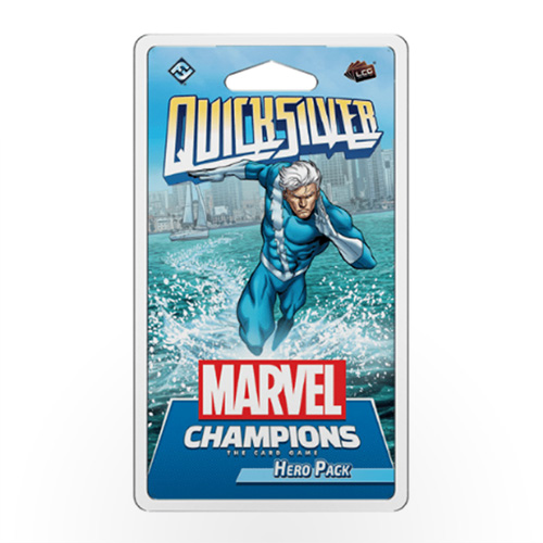 Marvel Champions: The Card Game – Hero Pack: Quicksilver