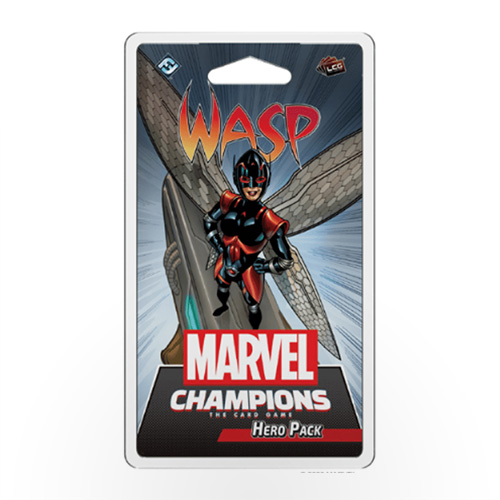Stalo žaidimas Marvel Champions: The Card Game – Hero Pack: Wasp
