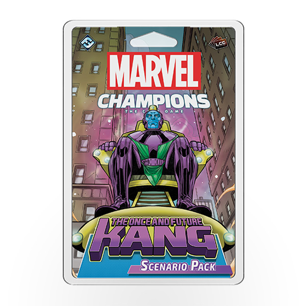 Stalo žaidimas Marvel Champions: The Card Game – Scenario Pack: The Once and Future Kang