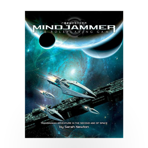 Mindjammer: The Roleplaying Game