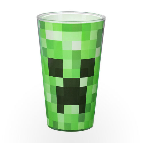 Minecraft - Creeper Glass