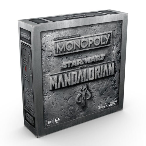 Stalo žaidimas Monopoly Star Wars: The Mandalorian Edition