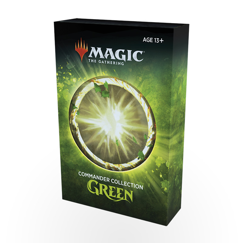 Magic: The Gathering - Commander Collection: Green