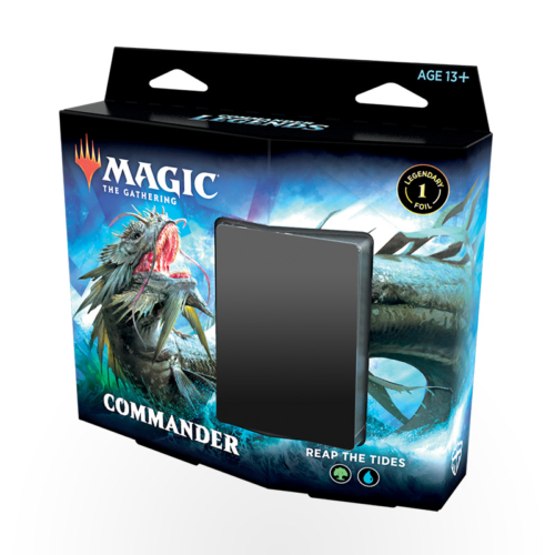 Magic the Gathering: Commander Legends - Reap the Tides Deck
