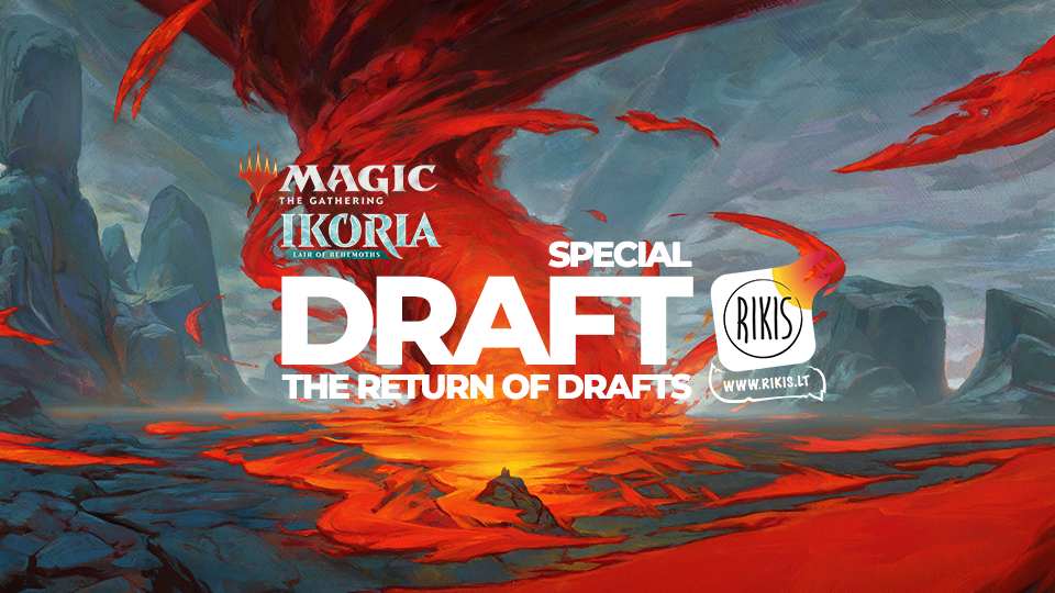 Magic the Gathering SPECIAL DRAFT